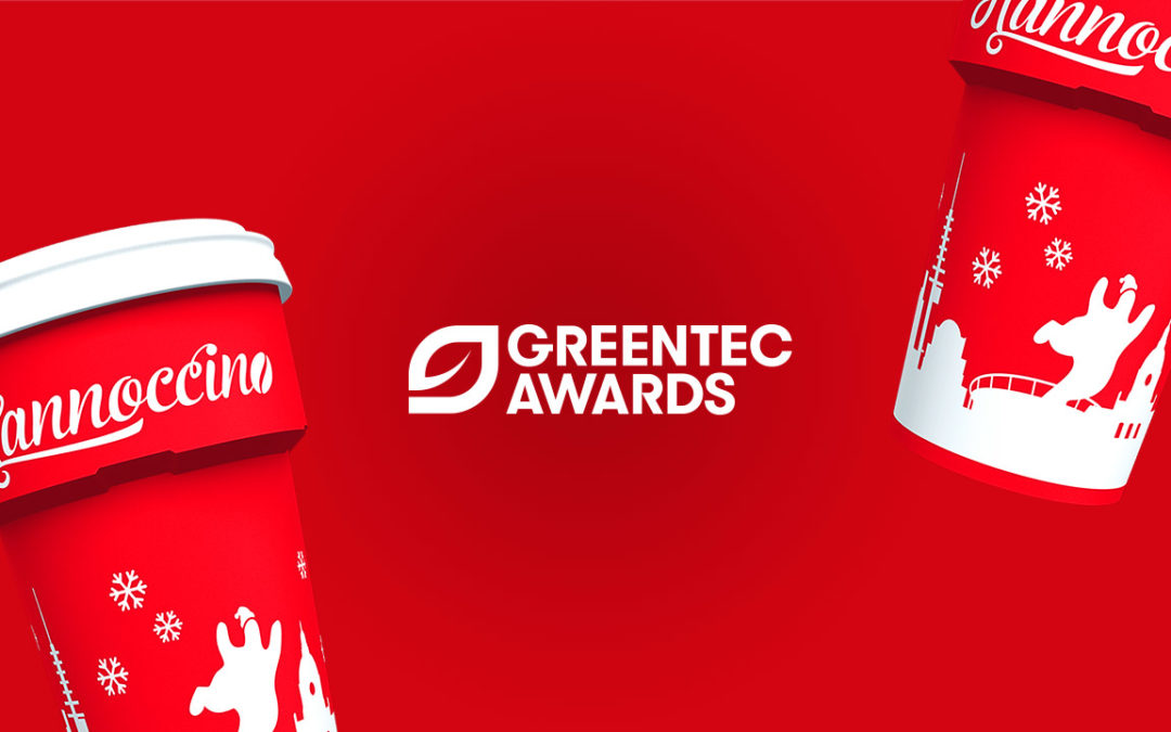 TOP 3 bei den GreenTec-Awards