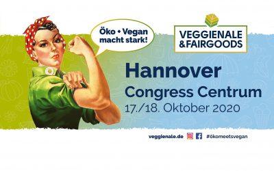 Hannoccino goes Veggienale & FairGoods